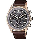montre chronographe homme Citizen Chrono AT2393-17H