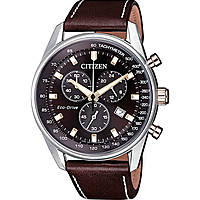 montre chronographe homme Citizen Chrono AT2396-19X