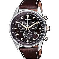 montre chronographe homme Citizen Chrono AT2396-19X