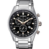 montre chronographe homme Citizen Chrono AT2396-86E