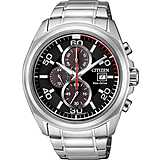 montre chronographe homme Citizen Chrono CA0630-80E