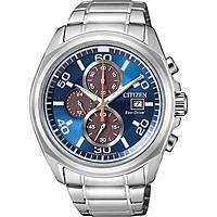 montre chronographe homme Citizen Chrono CA0630-80L