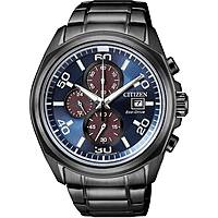 montre chronographe homme Citizen Chrono CA0635-86L