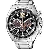 montre chronographe homme Citizen Chrono Racing CA4198-87E