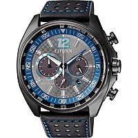 montre chronographe homme Citizen Chrono Racing CA4199-17H