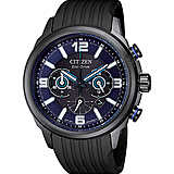montre chronographe homme Citizen Chrono Racing CA4385-12E
