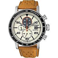 montre chronographe homme Citizen Chrono Sport CA0641-16X