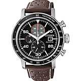 montre chronographe homme Citizen Chrono Sport CA0641-24E
