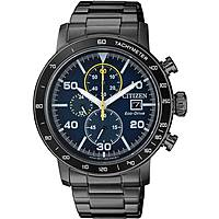 montre chronographe homme Citizen Chrono Sport CA0645-82L