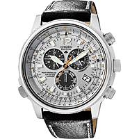 montre chronographe homme Citizen Eco-Drive AS4020-44H