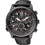 montre chronographe homme Citizen Eco-Drive AS4025-08E