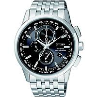 montre chronographe homme Citizen Eco-Drive AT8110-61E