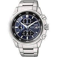 montre chronographe homme Citizen Eco-Drive CA0131-55L