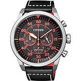 montre chronographe homme Citizen Eco-Drive CA4210-08E
