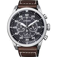montre chronographe homme Citizen Eco-Drive CA4210-16E