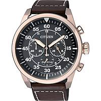 montre chronographe homme Citizen Eco-Drive CA4213-00E
