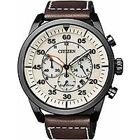 montre chronographe homme Citizen Eco-Drive CA4215-04W