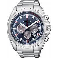 montre chronographe homme Citizen Eco-Drive CA4220-55L