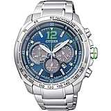 montre chronographe homme Citizen Eco-Drive CA4230-51L