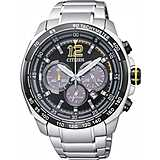 montre chronographe homme Citizen Eco-Drive CA4234-51E