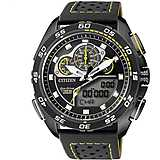 montre chronographe homme Citizen Eco-Drive JW0125-00E