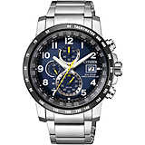 montre chronographe homme Citizen H800 Sport AT8124-91L
