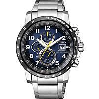 montre chronographe homme Citizen H800 Sport AT8124-91L