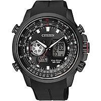 montre chronographe homme Citizen JZ1065-05E