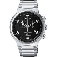 montre chronographe homme Citizen Modern AT2400-81E