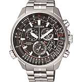 montre chronographe homme Citizen Pilot BY0120-54E