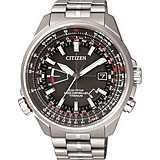 montre chronographe homme Citizen Pilot CB0140-58E