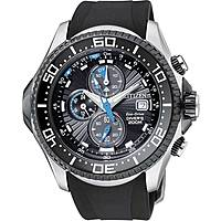 montre chronographe homme Citizen Promaster BJ2111-08E