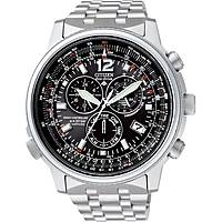 montre chronographe homme Citizen Radio Controllati AS4020-52E