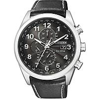 montre chronographe homme Citizen Radio Controllati AT8011-04E