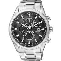 montre chronographe homme Citizen Radio Controllati AT8011-55E