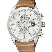 montre chronographe homme Citizen Radio Controllati AT8017-08A