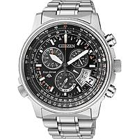 montre chronographe homme Citizen Radio Controllati BY0081-54E