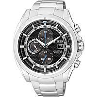 montre chronographe homme Citizen Super Titanio CA0550-52E