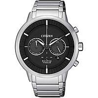 montre chronographe homme Citizen Supertitanio CA4400-88E