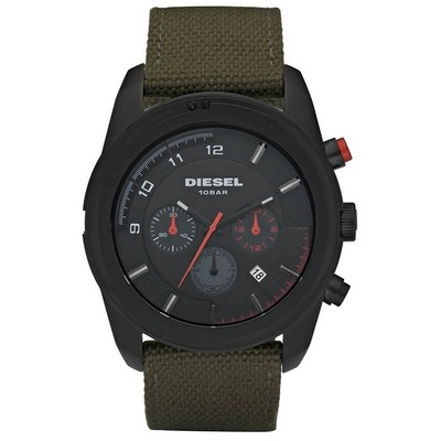 montre chronographe homme Diesel DZ4189