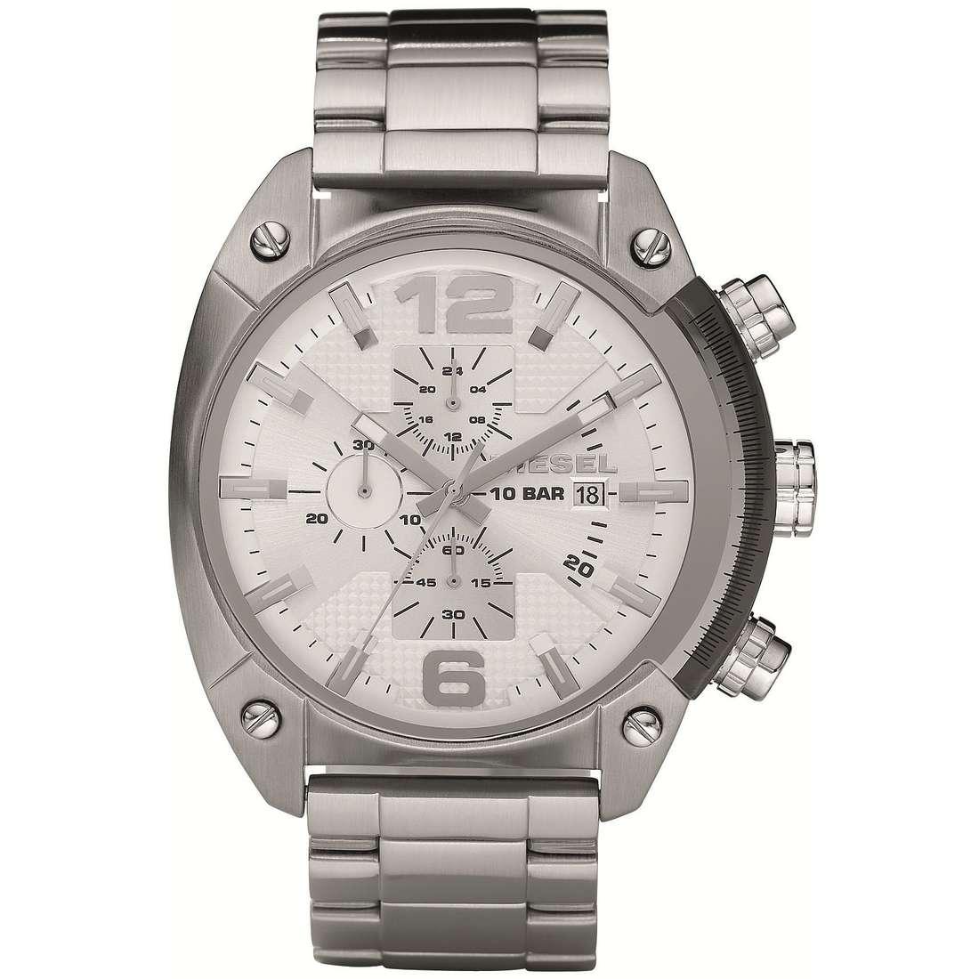 montre chronographe homme Diesel DZ4203