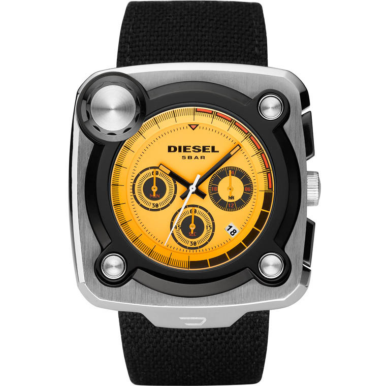 montre chronographe homme Diesel DZ4217