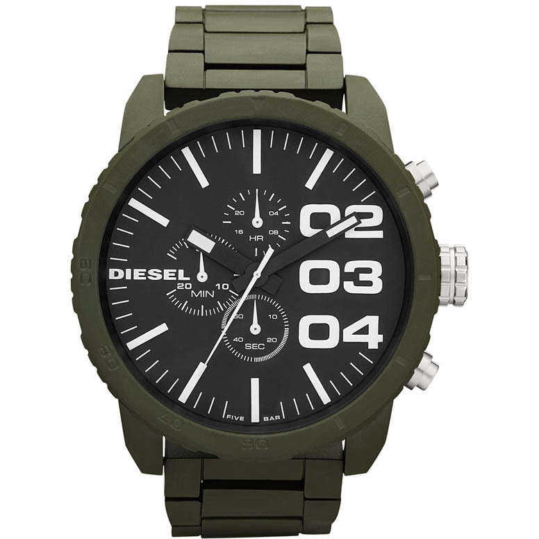 montre chronographe homme Diesel DZ4251