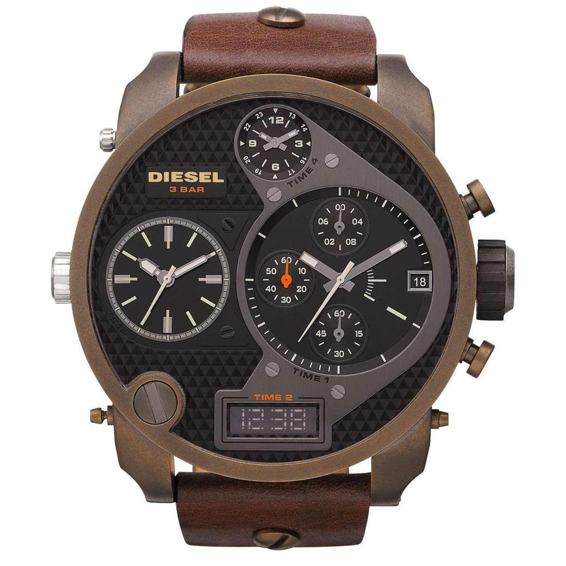 montre chronographe homme Diesel DZ7246
