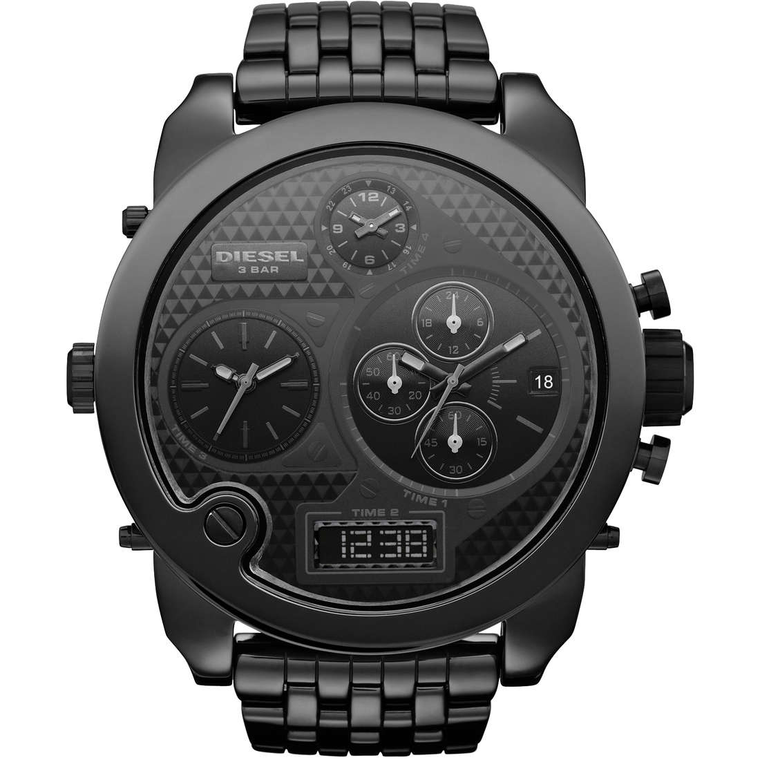 montre chronographe homme Diesel DZ7254