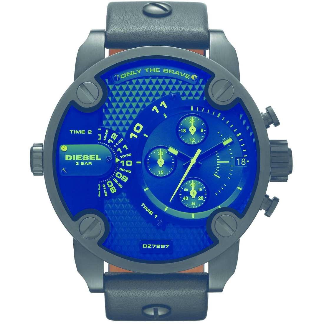 montre chronographe homme Diesel DZ7257