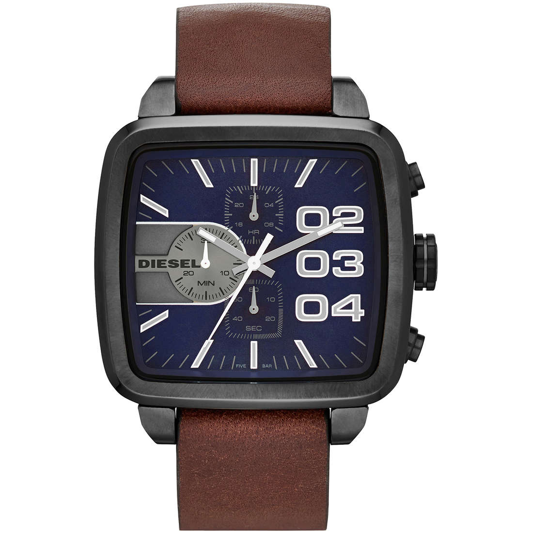 montre chronographe homme Diesel Fall 2013 DZ4302