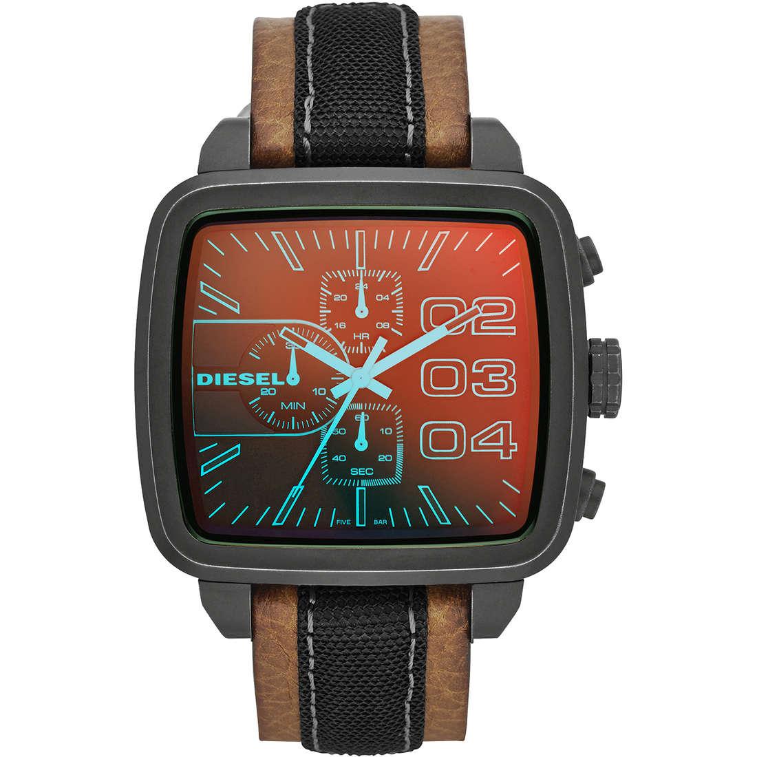 montre chronographe homme Diesel Fall 2013 DZ4303