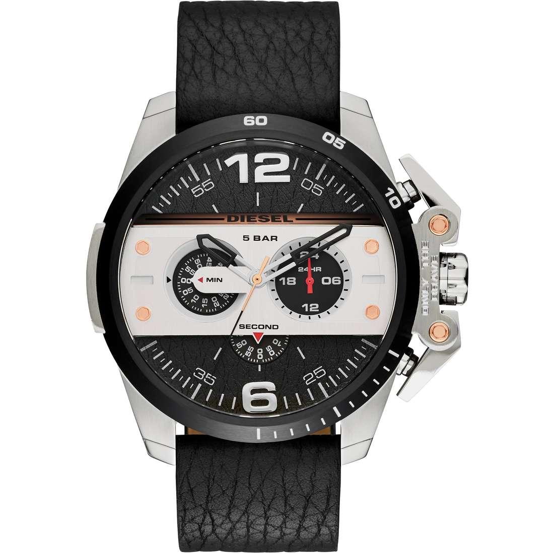 montre chronographe homme Diesel Ironside DZ4361