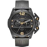 montre chronographe homme Diesel Ironside DZ4386